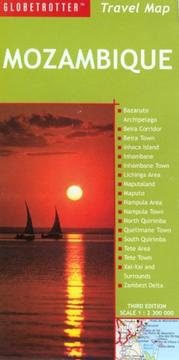 Cover of: Mozambique Travel Map