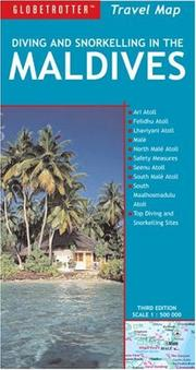 Cover of: Maldives Travel Map
