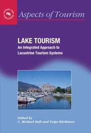 Cover of: Lake tourism