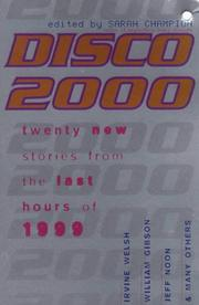 Cover of: Disco 2000 |