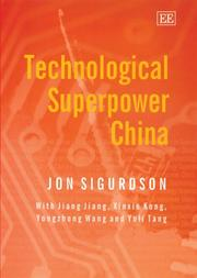 Cover of: Technological superpower China