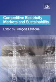 Cover of: Competitive Electricity Markets And Sustainability