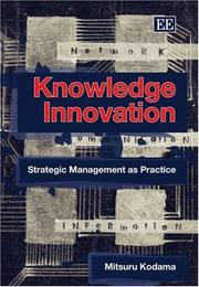 Cover of: Knowledge Innovation