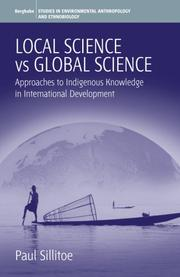 Cover of: Local Science Vs. Global Science