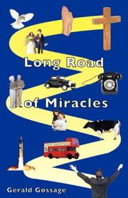 Cover of: Long Road of Miracles | Gerald Gossage