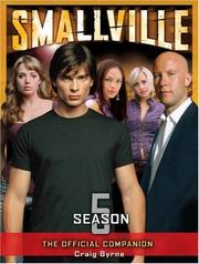 Cover of: Smallville | Craig Byrne
