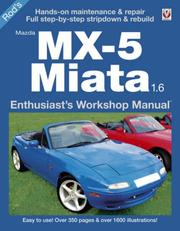 Cover of: Mazda MX-5 Miata 1.6 | Rod Grainger