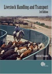 Cover of: Livestock Handling and Transport