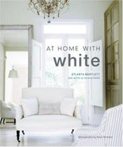 Cover of: At Home With White (At Home With...)