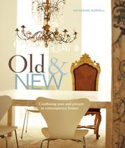 Cover of: Old and New