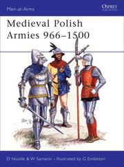 Cover of: Medieval Polish Armies 966-1500 (Men-at-Arms) | David Nicolle