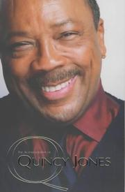 Cover of: Q - the Autobiography of Quincy Jones