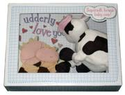 Cover of: I Udderly Love You! | Kate Toms