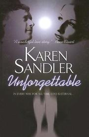 Cover of: Unforgettable