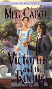 Cover of: Victoria and the Rogue | Meg Cabot