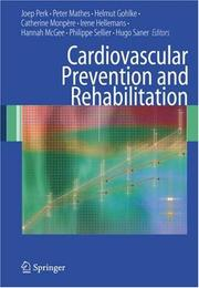 Cardiovascular Prevention and Rehabilitation by