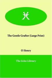 Cover of: The Gentle Grafter