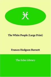 Cover of: The White People