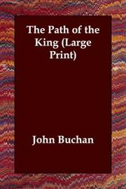 The Path of the King (Large Print)