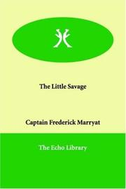 Cover of: The little savage