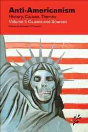Cover of: Anti-Americanism [4 volumes]