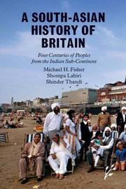 Cover of: A South-Asian history of Britain