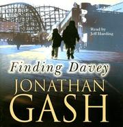 Cover of: Finding Davey