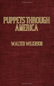 Cover of: Puppets Through America | Walter Wilkinson