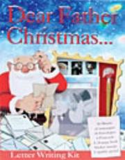 Cover of: Dear Father Christmas (Letter Writing Kits)