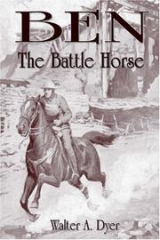 Cover of: Ben, the Battle Horse