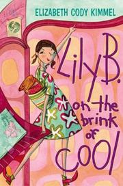 Cover of: Lily B. on the Brink of Cool