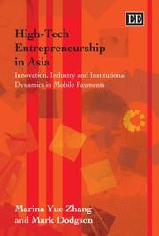High-Tech Entrepreneurship in Asia