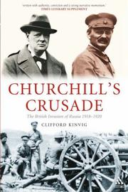 Cover of: Churchill's Crusade by Clifford Kinvig