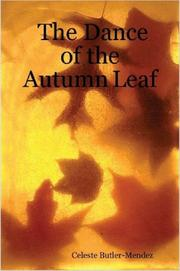 Cover of: The Dance of the Autumn Leaf