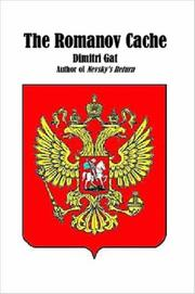 Cover of: The Romanov Cache | Dimitri, Gat
