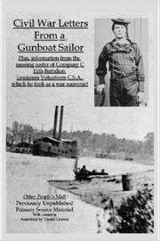 Cover of: Civil War Letters from a Gunboat Sailor | Daniel Graves