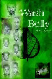 Cover of: Wash Belly