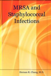 Cover of: MRSA and Staphylococcal Infections