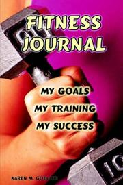 Cover of: Fitness Journal