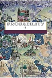 Cover of: Probability of Narrations | Doç.Dr. Halis AYDEMIR