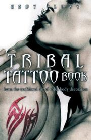 Cover of: Tribal Tattoos