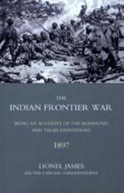 Cover of: INDIAN FRONTIER WAR | Reuter