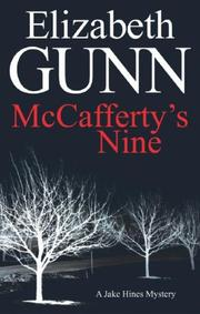 Cover of: McCafferty's Nine (Jake Hines Mysteries