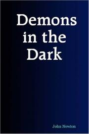 Cover of: Demons in the Dark | John, Newton