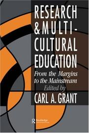 Research and multicultural education