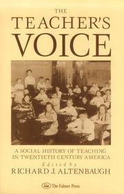 Cover of: The Teacher