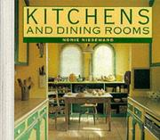 Cover of: Kitchens and Dinning Rooms (Creative Home Design)
