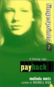 Cover of: Payback (Fingerprints No. 7) (Fingerprints)