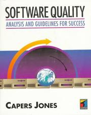 Cover of: Software Quality