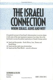 Cover of: The Israeli connection